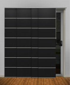 Harmony Plantation (Light Filtering) Panel Glide #panel #glides #blinds