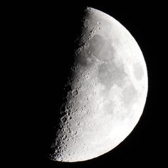 Another unedited #moon shot! O-how I adore you so... #lunar #crater #moonlight