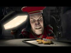 Lord Farquaad and Gingy Shrek, Lord Farquaad, Cersei Lannister Quotes, Toy Story Videos, Do You Know The Muffin Man, Gum Drops, Learn To Dance, Tv Show Quotes, Spongebob