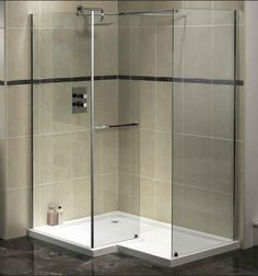 54 Walk In Shower Designs For Small Bathrooms Http Lanewstalk Com