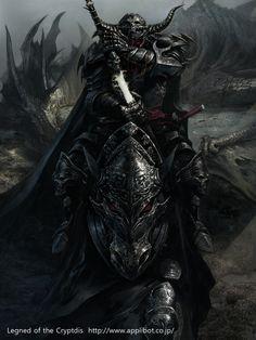 how to get dark knightin ff14