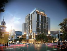 #SunSquare/StayEasy Hotels (T-One) - 19F - Mixed Use - CBD | Under Construction - SkyscraperCity