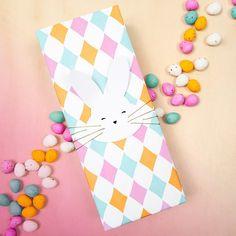 Igazi vidám húsvéti csomagolás