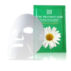 UNT Skincare | Mask | PORE TREATMENT MASK | Refining Sebum Control Smooth and Clear Relief
