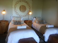 Beautifully appointed rooms at Cradle Valley Guesthouse, South Africa