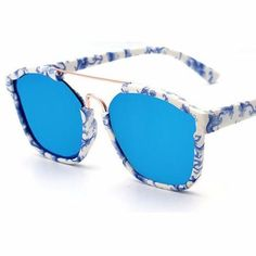 aaa2ef78e1 Unisex 'Hippie' Round Circle Vintage Alloy Sunglasses. LentesSol MujerGafas  De SolEstilo VintageEspejosOjosMujeresVeranoGafas De Sol Claras