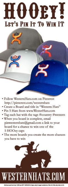 Western Hats, Hat Pins, Westerns, Swag, Gift, Ideas, Cowboy Hats, Thoughts, Gifts