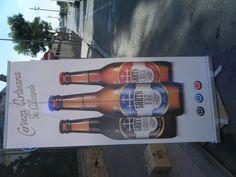 Cerveza Santa, en sus variedades y de Alicante