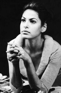 black and white  fashion  Photography   Eva-mendes Pictures : eva-mendes-black-white-pic.jpg