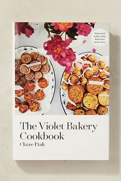 Anthropologie EU The Violet Bakery Cookbook