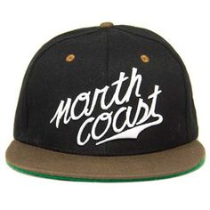 North Coast Music Festival 2013 Black Logo Hat