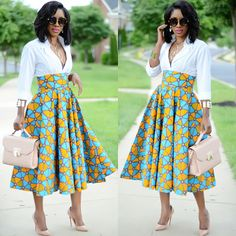 New african fashion jumpsuit inspiration ideas 4166 African Fashion Skirts, African Fashion Designers, African Inspired Fashion, African Dresses For Women, African Print Fashion, Africa Fashion, African Attire, African Wear, African Print Dress Designs