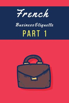 A new article: A Guide to French Business Culture https://www.talkinfrench.com/french-business-etiquette/ Please share