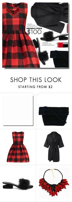 """Untitled #1619"" by soks ❤ liked on Polyvore featuring Zilla, Alexander Wang and Chanel"