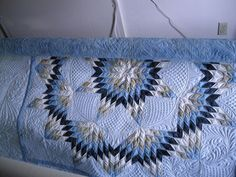 breathtaking, how can you not love this quilt?! quilting by Alania via http://mqresource.com