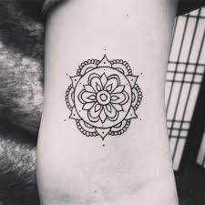 Image result for mini mandala tattoo