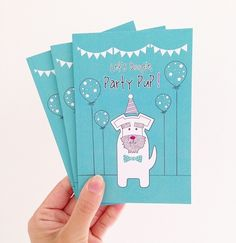 Yay! #notebook #partypup #dog #pup #stationery #madeintheuk #productlaunch