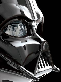 Bad Ass Vader Reflection Image. #darthvader #vader #starwars #sith Darth Vader, Vader Star Wars, Wallpaper Animé, Star Wars Wallpaper, Images Star Wars, Star Wars Pictures, Cuadros Star Wars, Star Wars Painting, Star Wars Personajes