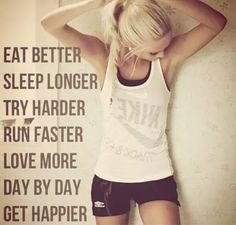 Here are the 50 greatest women's workout motivation quotes to help you achieve your dream body. Sport Motivation, Fitness Motivation, Fitness Quotes, Weight Loss Motivation, Motivation Quotes, Fitness Goals, Running Inspiration, Motivation Inspiration, Fitness Inspiration