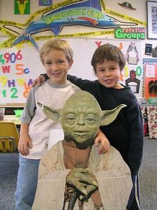 How to study Star Wars in your classroom.