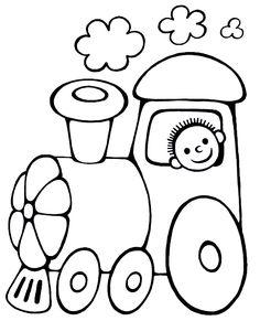 Vehicle coloring pages for babies 10 Train Coloring Pages, Colouring Pages, Coloring Sheets, Coloring Books, Applique Templates, Applique Patterns, Craft Patterns, Quilt Patterns, Patchwork Quilting