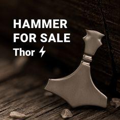 Look! Thor sells his hammer! It has proven in the fight against coronavirus, he says. Made for tough. A piece of titanium. ⚡ Follow the link ⚡ Have a great Thursday / Donnerstag! #metalhammer #warhammer #valhalla #rider #sonofodin #thor #ragnarok #vikingstyle #vikingtattoo #handpoke #handpoketattoo #dragontattoo #vikingjewelry #viking #futhark #berserk #berserker #thorshammer #pendant #blacksmith #necklace #asatru Thor's Hammer Mjolnir, Thors Hammer, Have A Great Thursday, Hand Poked Tattoo, Titanium Jewelry, Asatru, Viking Tattoos, Berserk, Viking Jewelry