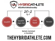Use a barbell, kettlebell, or dumbbell for this week's workout!