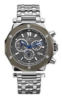 Men s Wrist Watches - GUESS Gc 3 Chronograph Timepiece     Check this  awesome product by going to the link at the image. fba298ec0b9c