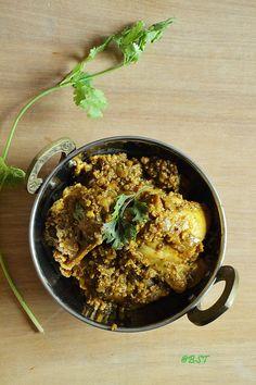 2. Manglorean Chicken Sukka