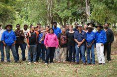 Northern Territory Cattlemen's Association training in Katherine, NT 2012