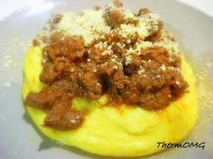 Tuscan Beef with Polenta — ThermOMG