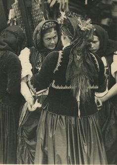 Folk costumes, © Museum of City of Sarajevo