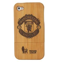 Manchester United Pattern Protective Detachable Bamboo Case for iPhone Iphone 4, Iphone Cases, Main Squeeze, All Team, Manchester United Football, Soccer Quotes, Man United, My Guy, Bamboo