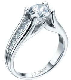 Verragio Classico Engagement Ring VER-0008 P for about $3,420