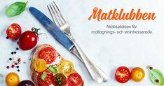 Jättepopulärt i alla sammanhang! Cooking Ingredients, Cooking Recipes, Yorkshire Parkin, Finnish Recipes, Vol Au Vent, Mince Pies, Chow Mein, Creme Fraiche, Chutney