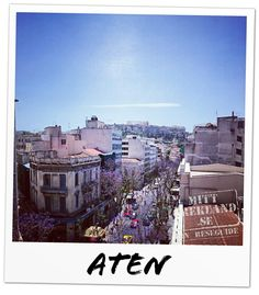 Aten. Athens.