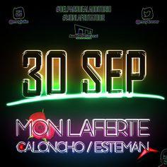 Mon Laferte - Caloncho - Esteman. Auditorio Nacional - 30 de septiembre