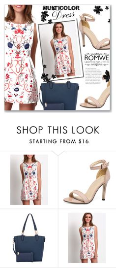 """II ROMWE 4/10"" by azra10 ❤ liked on Polyvore"