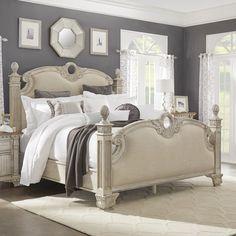 Ellina Washed White Finish European-Style Upholstered Bed at http://www.overstock.com/Home-Garden/Ellina-Washed-White-Finish-European-Style-Upholstered-Bed/11390235/product.html?refccid=KB7TWNLS2FKJPSKEMKMK5HUV4I&searchidx=127 $1556.99
