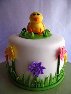 Easter-Mini-Cakes-Decoration-Ideas-_07.jpg (570×760)