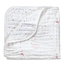 image of aden + anais® 100% Cotton Muslin Dream Blanket™ in Lovely