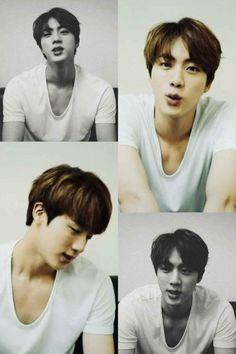Beautiful Kim Seokjin #BTS #Jin