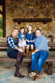The Haycock Family- Fall2014