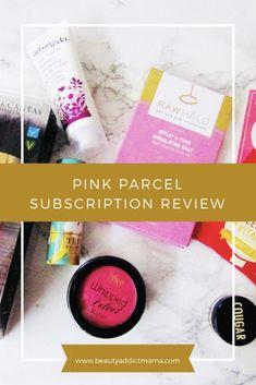 Pink Parcel Subscription Review