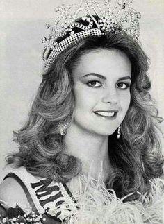 ~ Miss Universe (1981).. Irene Saez Conde .. From Venezuela