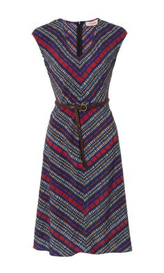 Louche Duchess Graphic Dress