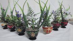 Vasos reciclados de café Nespresso, Green Craft, Cafe Menu, Coffee Pods, Cool Diy, Repurposed, Baby Kids, Planter Pots, Candles