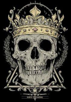 Skull Tattoo Design, Skull Tattoos, Skull Design, Angel Of Death Tattoo, Lilies Drawing, Skull Pictures, Small Skull, Skull Artwork, Skull Wallpaper