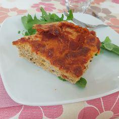 Pizza di crusca