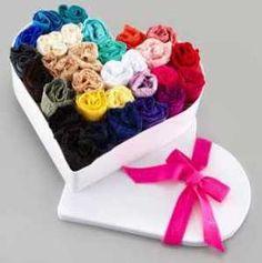A heart box full of undies!